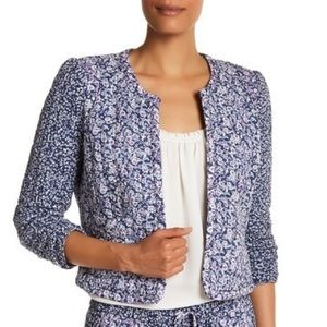Joie Floral Jacket NWT